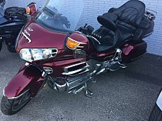 2005 Honda Gold Wing for sale 200600178