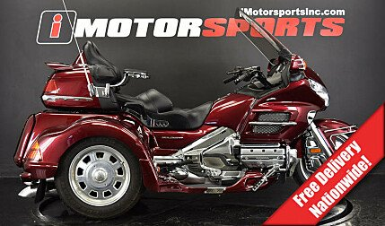2005 Honda Gold Wing for sale 200622630