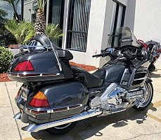 2005 Honda Gold Wing for sale 200630002