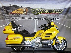 2005 Honda Gold Wing for sale 200632910