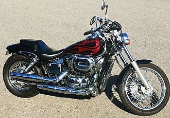 2005 Honda Shadow Spirit for sale 200544329