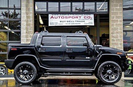 2005 Hummer H2 SUT for sale 100845535