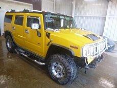 2005 Hummer H2 for sale 100919384