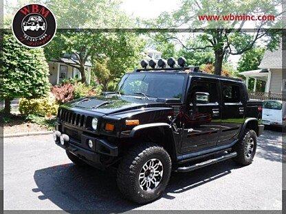 2005 Hummer H2 SUT for sale 100989891