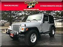 2005 Jeep Wrangler 4WD Sport for sale 100971743