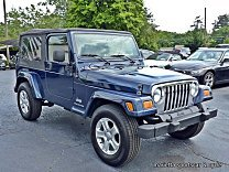 2005 Jeep Wrangler 4WD Unlimited for sale 100984118