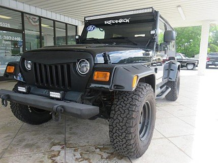 2005 Jeep Wrangler 4WD Unlimited for sale 100999063