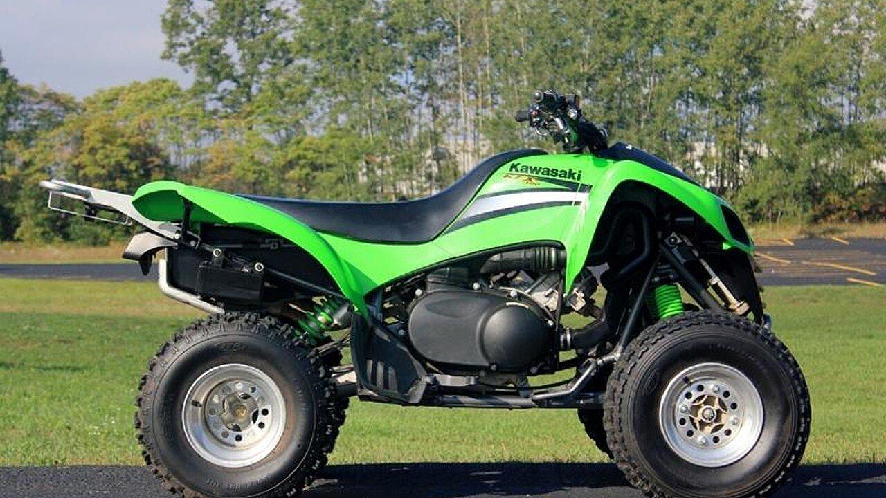 2005 Kawasaki KFX700 for sale 200619708