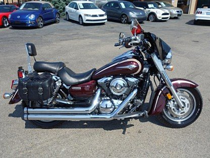 2005 Kawasaki Vulcan 1600 for sale 200578504