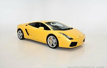 2005 Lamborghini Gallardo for sale 100858505