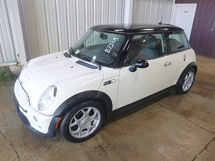 2005 MINI Cooper S Hardtop for sale 100982660