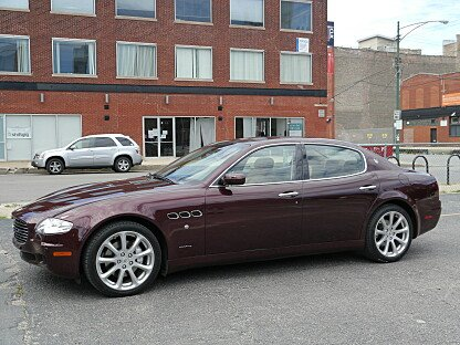2005 Maserati Quattroporte for sale 100783689