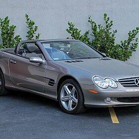 2005 Mercedes-Benz SL500 for sale 100845769