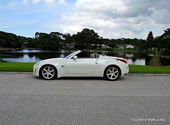 2005 Nissan 350Z Roadster for sale 100721614
