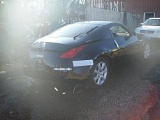 2005 Nissan 350Z Coupe for sale 100292656