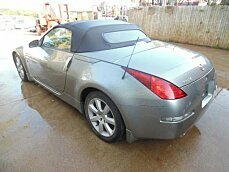 2005 Nissan 350Z Roadster for sale 100749783