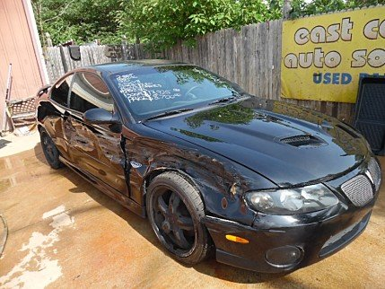 2005 Pontiac GTO for sale 100290354
