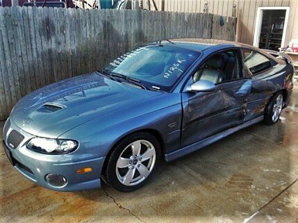 2005 Pontiac GTO for sale 100749628