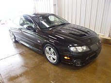 2005 Pontiac GTO for sale 100782129