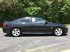 2005 Pontiac GTO for sale 100985853