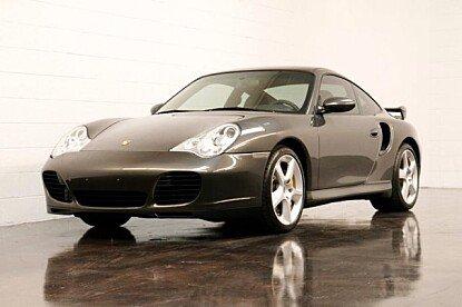 2005 Porsche 911 Turbo S Coupe for sale 100923028