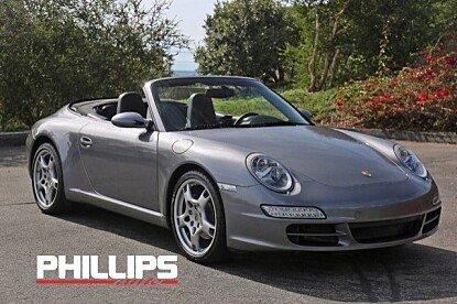 2005 Porsche 911 Cabriolet for sale 100923153