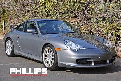 2005 Porsche 911 GT3 Coupe for sale 100931677