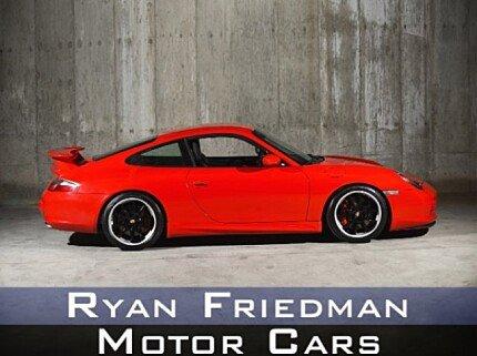 2005 Porsche 911 GT3 Coupe for sale 101000410