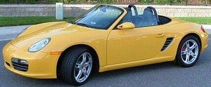 2005 Porsche Boxster for sale 100780485