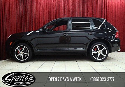 2005 Porsche Cayenne Turbo for sale 100795408