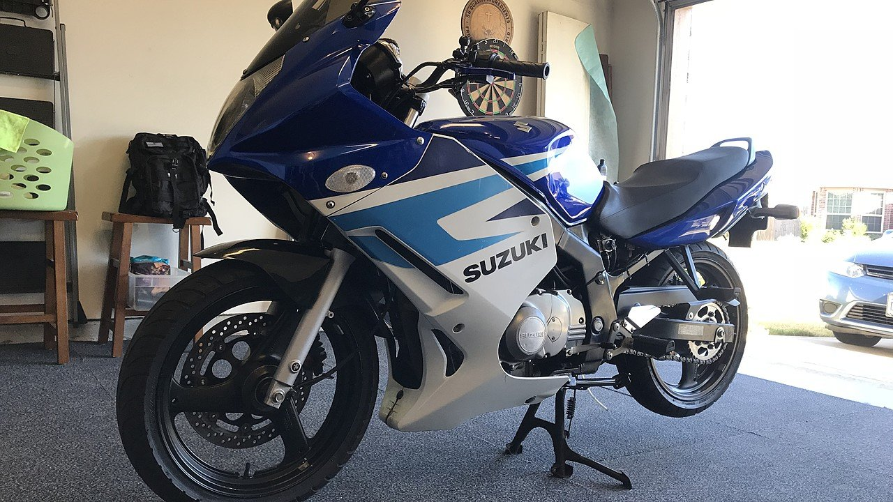 2005 Suzuki GS500F for sale 200621370