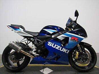 2005 Suzuki GSX-R600 for sale 200436643