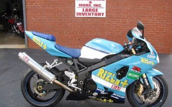 2005 Suzuki GSX-R600 for sale 200490337