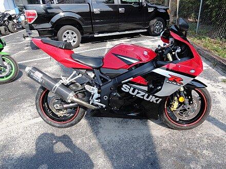 2005 Suzuki GSX-R600 for sale 200571363