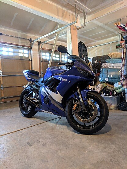 2005 Yamaha YZF-R6 for sale 200634311