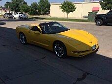 2005 chevrolet Corvette Convertible for sale 100966262