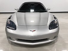 2005 chevrolet Corvette Convertible for sale 101011377