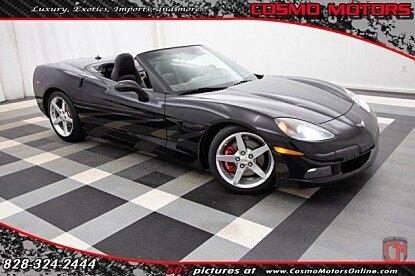 2005 chevrolet Corvette Convertible for sale 101032957