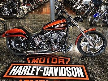 2005 harley-davidson Softail for sale 200602730