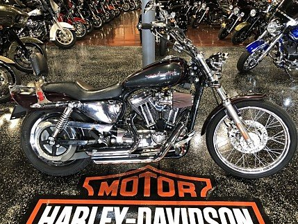 2005 harley-davidson Sportster for sale 200598030