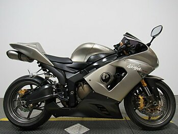 2005 kawasaki Ninja ZX-6R for sale 200535622