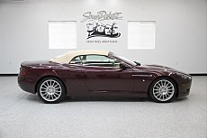2006 Aston Martin DB9 Volante for sale 100917125