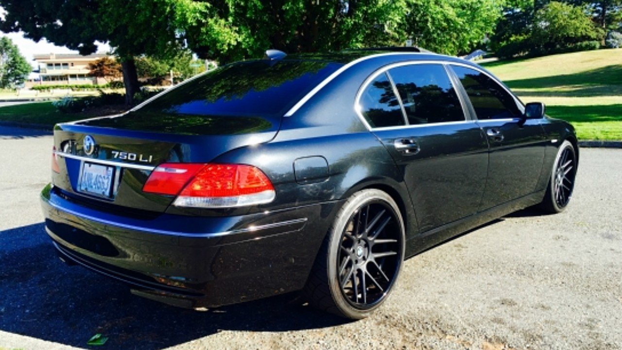 2006 BMW 750Li for sale near Seattle, Washington 98116 - Classics on ...