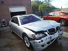 2006 BMW 750Li for sale 100292354