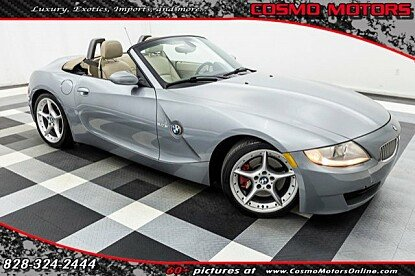 2006 BMW Z4 3.0si Roadster for sale 100758043