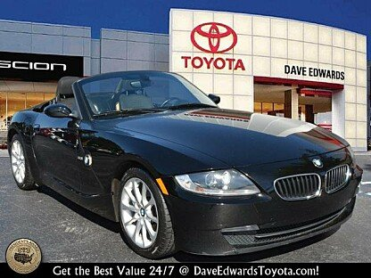 2006 BMW Z4 3.0i Roadster for sale 100866307