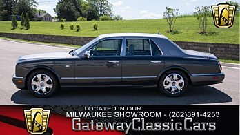 2006 Bentley Arnage R for sale 100964599
