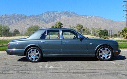 2006 Bentley Arnage R for sale 100931523