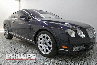 2006 Bentley Continental GT Coupe for sale 100766951
