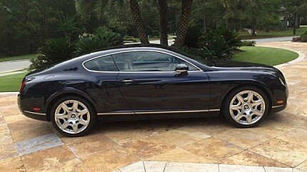 2006 Bentley Continental GT Coupe for sale 100815407